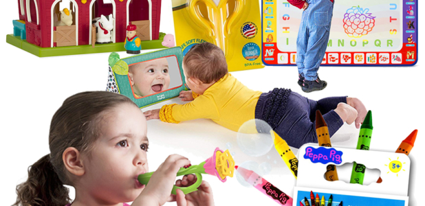 The Warren Center Therapists' Guide to Great Toys for Developmental Stages
