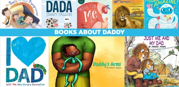 """Books About """"Daddy"""""""