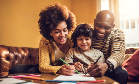 Creating Routines and Structure with your Child
